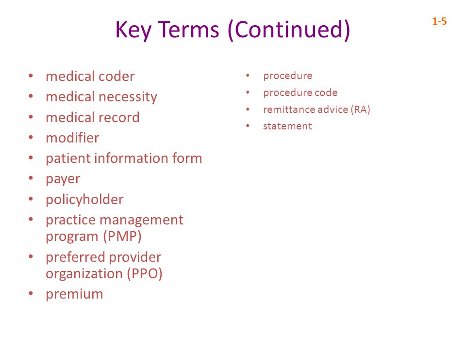 The Medical Billing Cycle - ppt video online download