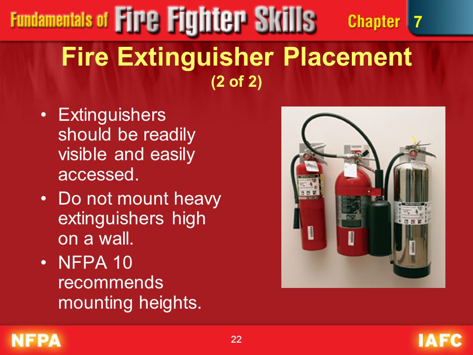 Portable Fire Extinguishers Ppt Download