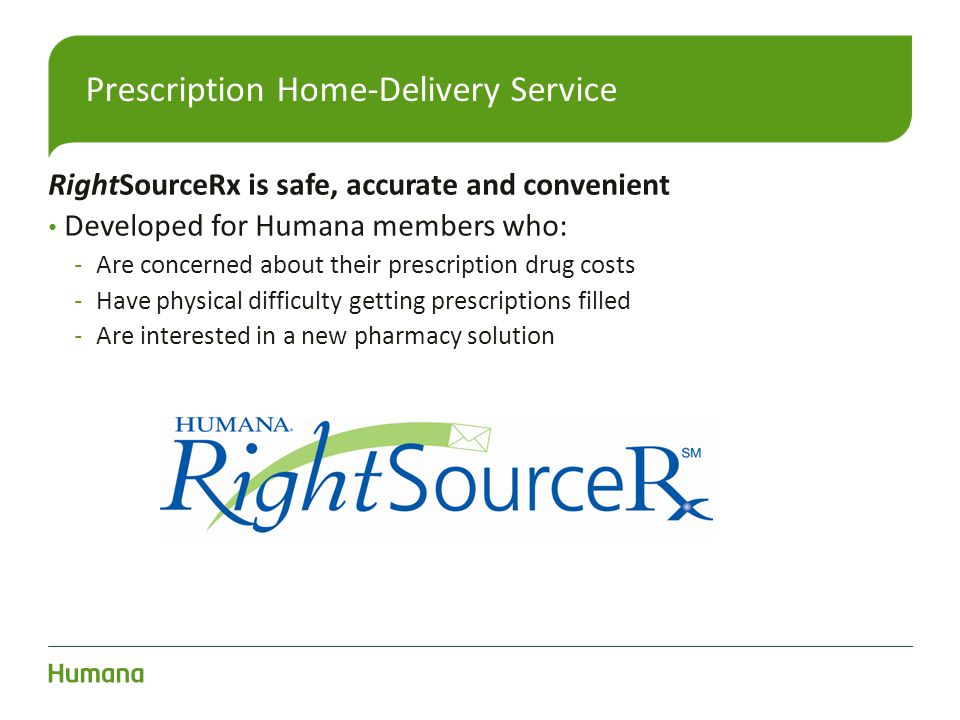 Introduction for Health Care Providers and Administrators to Humana