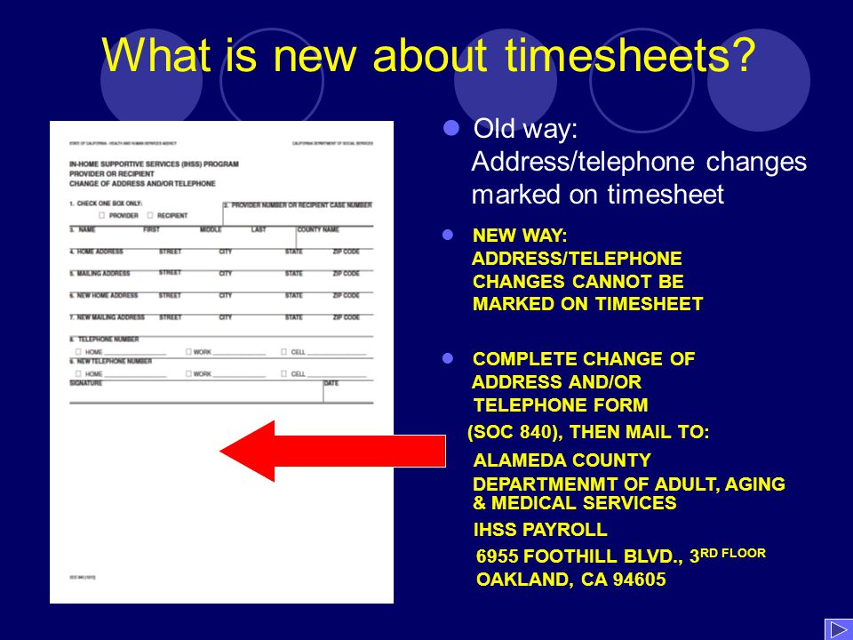 New Timesheets  Payroll Processing for IHSS Providers - ppt video