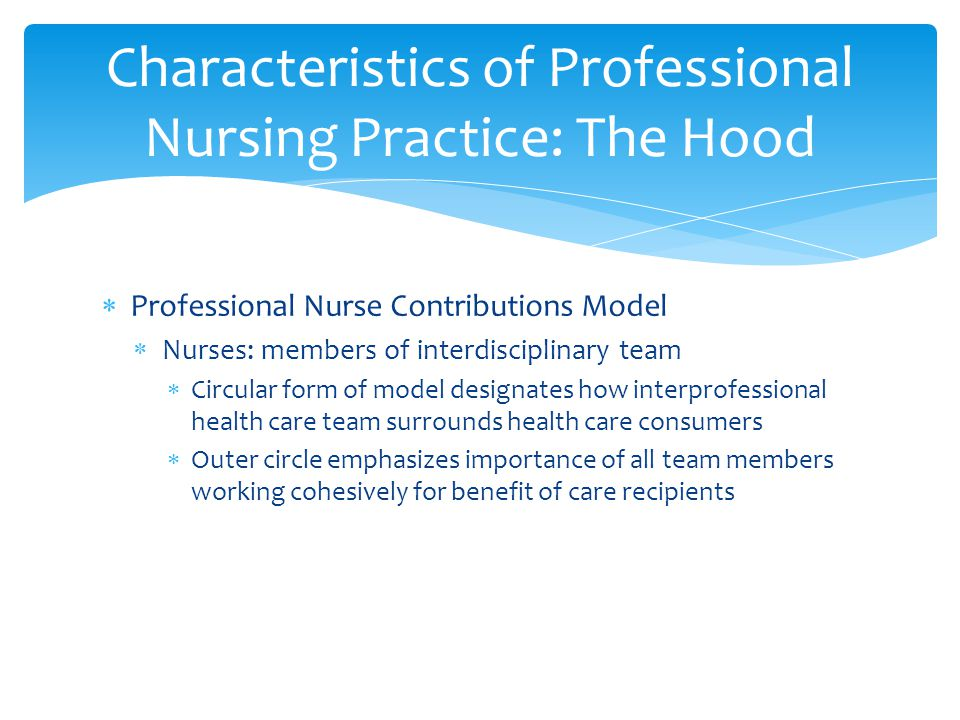 Socialization to Professional Nursing Roles - ppt download