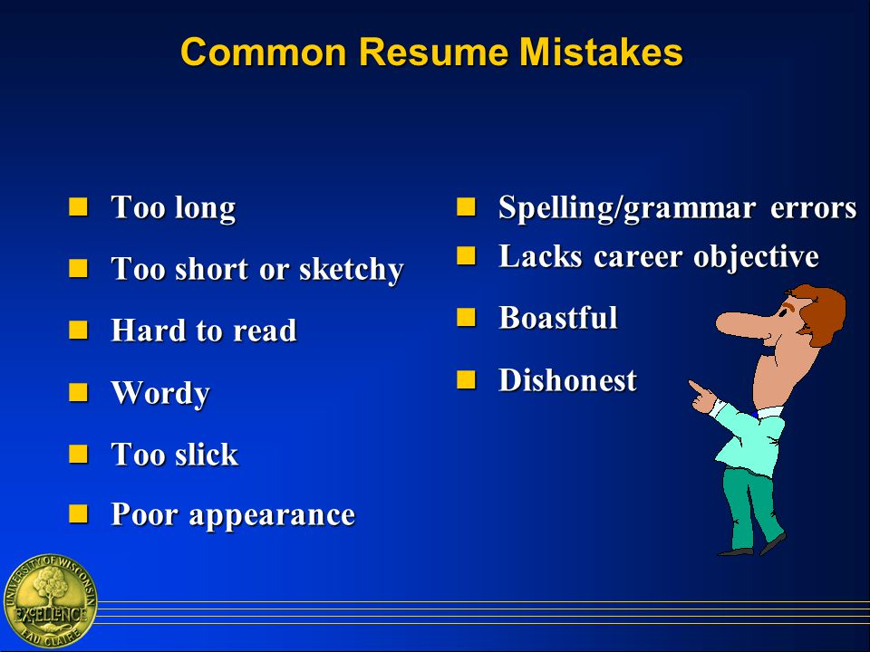Resume Preparation (and interviewing tips) - ppt download