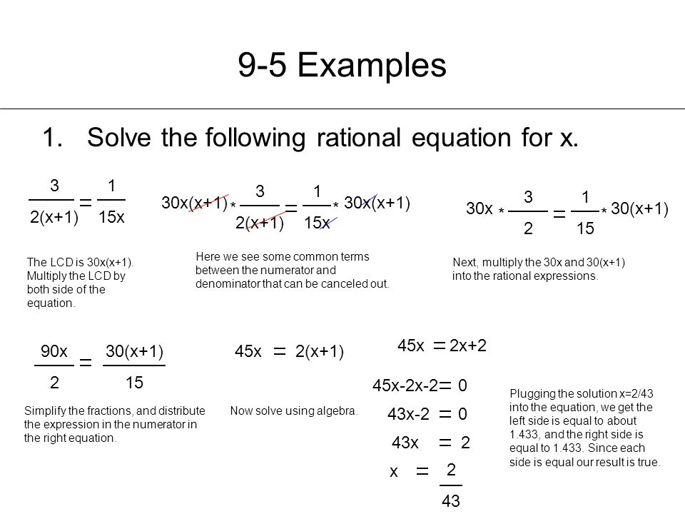 Chapter 9 Exploring Rational Functions - ppt video online download