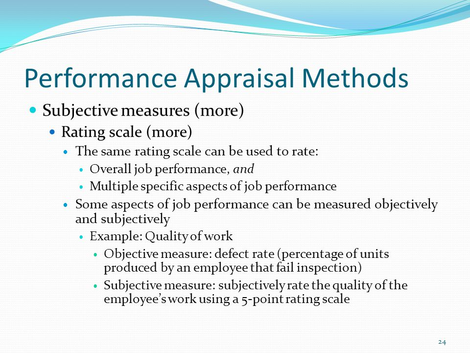 Topic #7 Performance Appraisal - ppt video online download