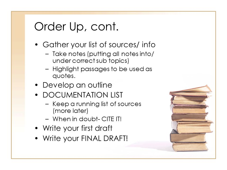 Mrs A\u0027s Guide To Writing Successful Research Papers Spring ppt download