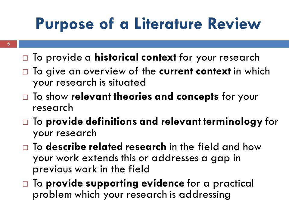 FINAL YEAR PROJECT SEMINAR (Research, Literature Review And Data