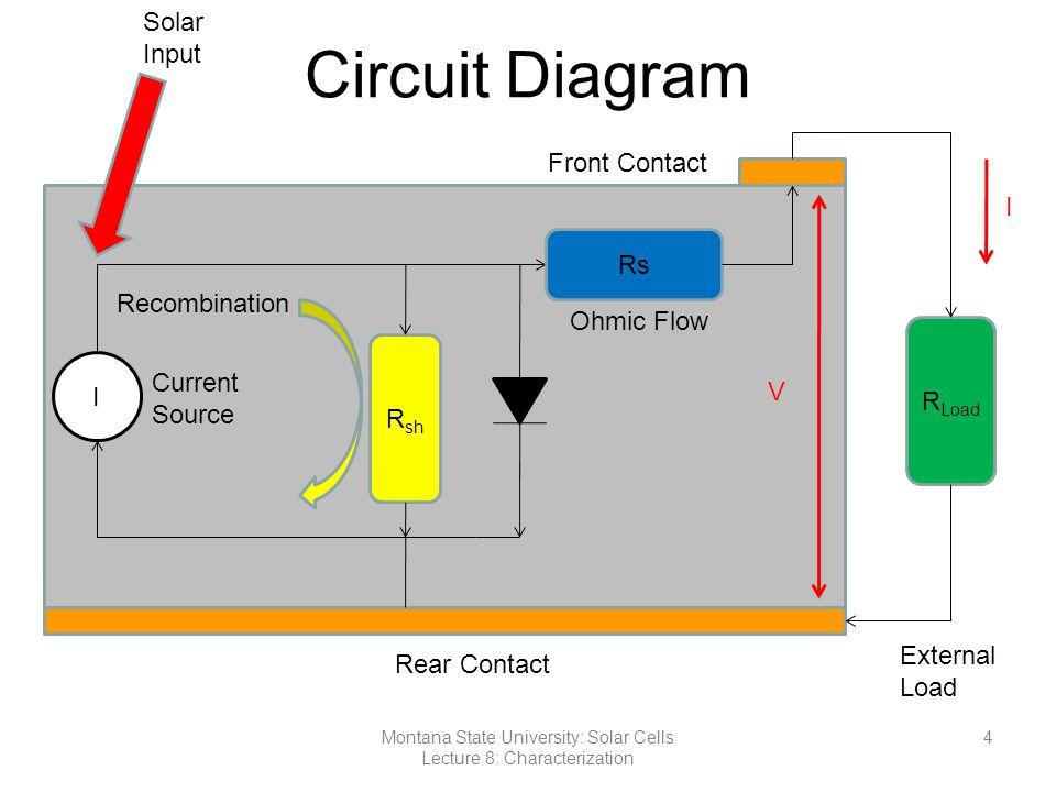 Solar Cell Circuit Diagram Better Wiring Diagram Online