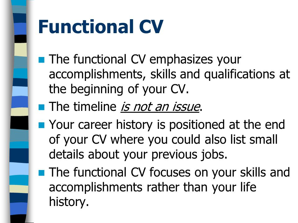 CV preparation  Interview skills - ppt video online download