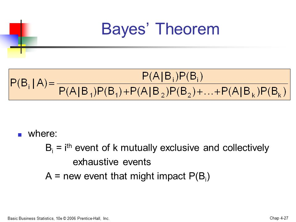 Chapter 4 Basic Probability - ppt video online download