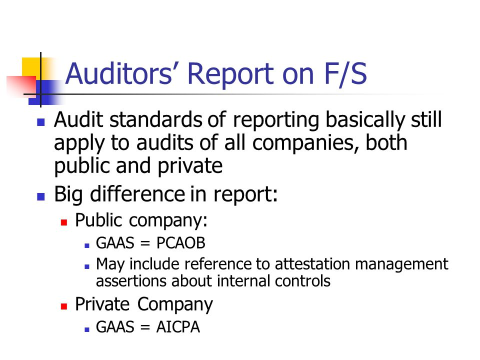 Common Other Services in Public Accounting Today - ppt video online