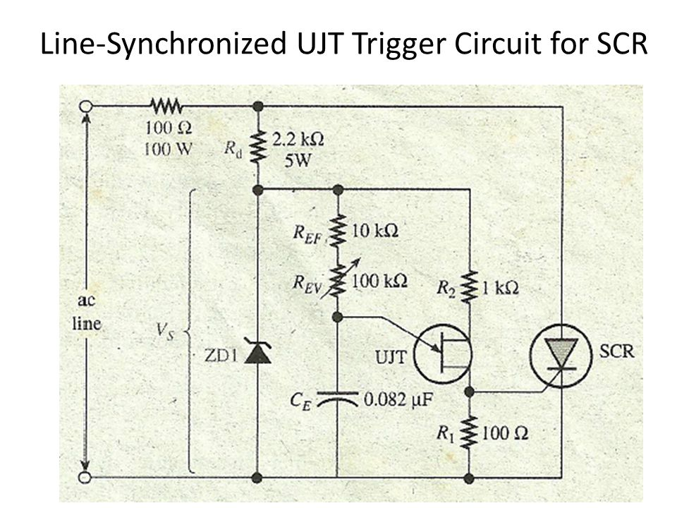 Power Electronics Lecture-7 Unijunction Transistor  - ppt video