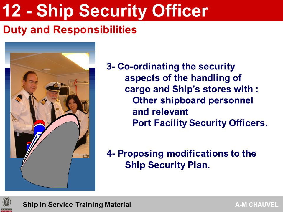 Ship security guard sample resume 7767514 - paranormaalbeursinfo