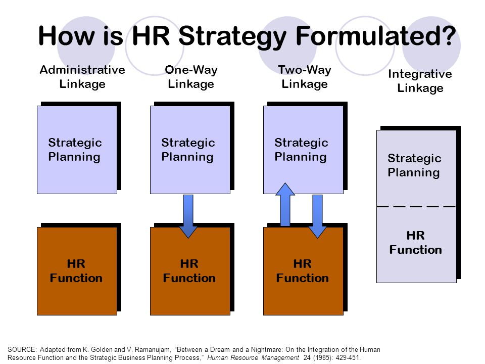 HUMAN RESOURCE STRATEGY - ppt video online download