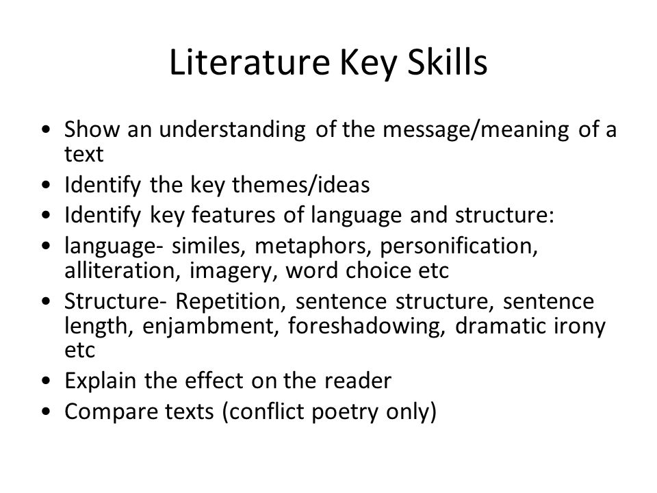 Meaning Of Key Skills In Resume 28 Images What Do They By