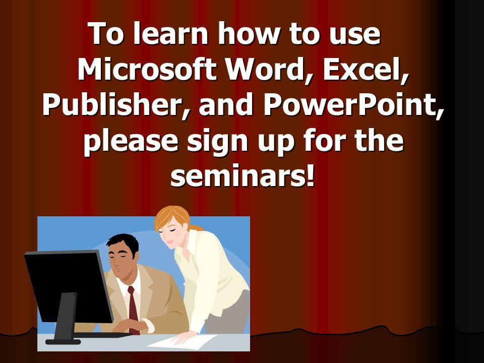Basic Computer Skills Seminar - ppt video online download
