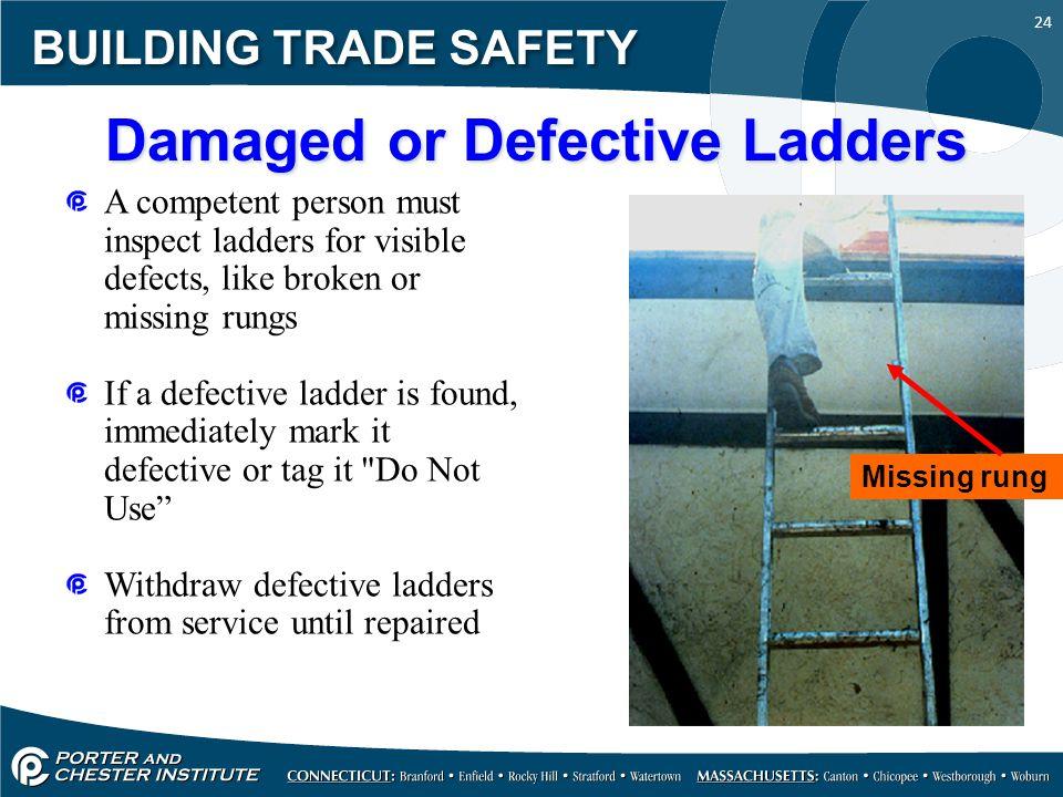 Ladder Stairway Safety Ppt Video Online Download