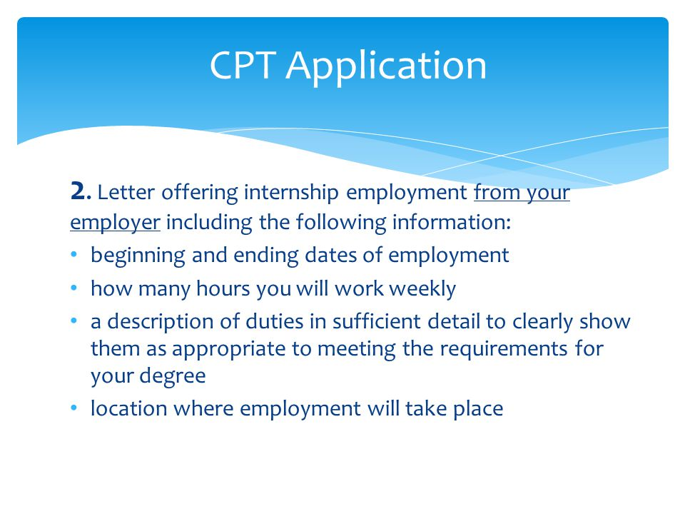 Employment in F-1 Status During your Program of Study - ppt video