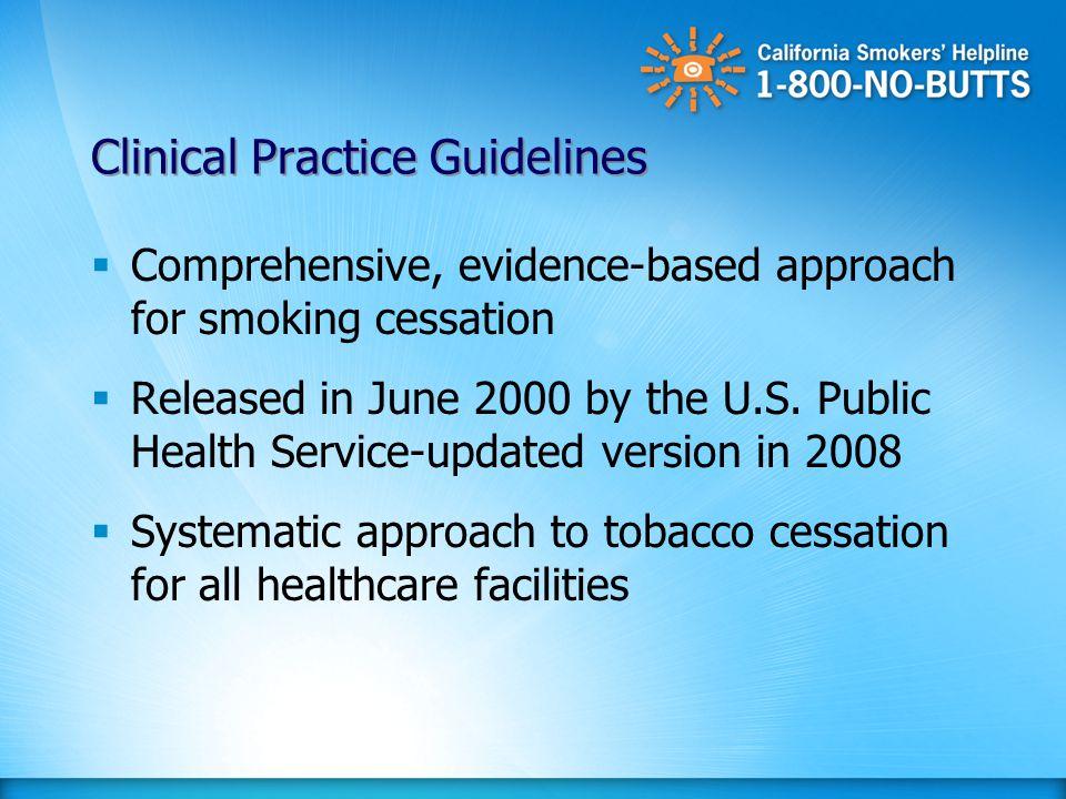 Tobacco Cessation and Behavioral Health - ppt download
