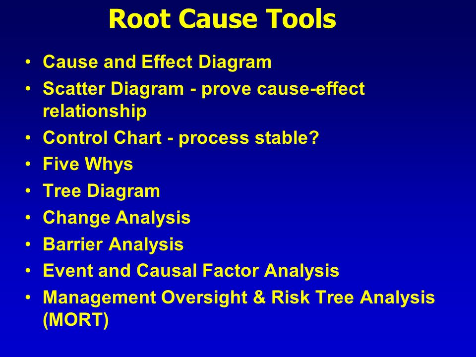 Root Cause Analysis Why? Why? Why? - ppt video online download