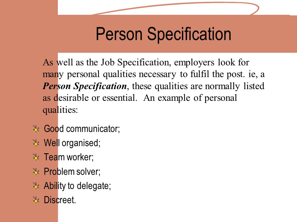 Good Personal Qualities List of Personal Qualities for 7222130