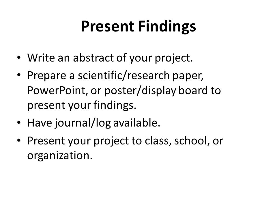 Presenting a research paper in powerpoint Custom paper Writing