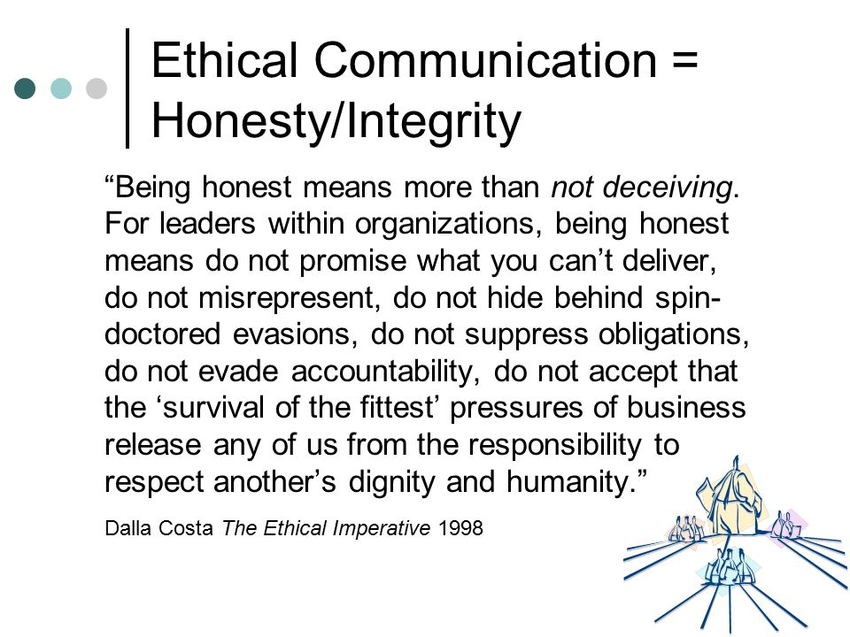 Business Communication Ethics - ppt video online download