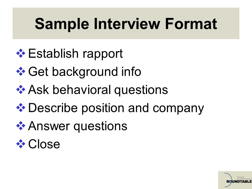 Behavioral interview questions Learn to answer them 4635272
