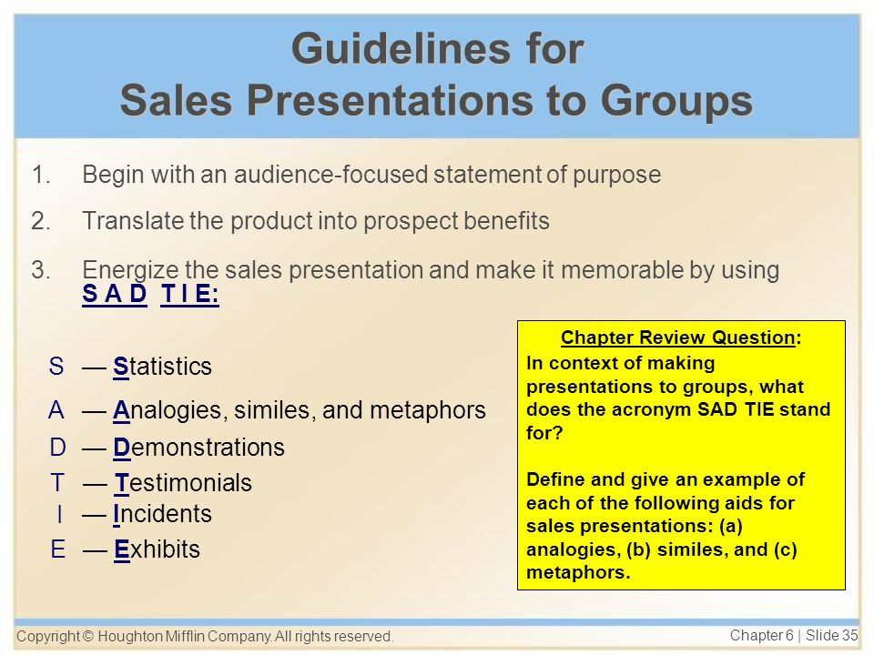 Sales Presentation and Demonstration The Pivotal Exchange - ppt - product sales presentation