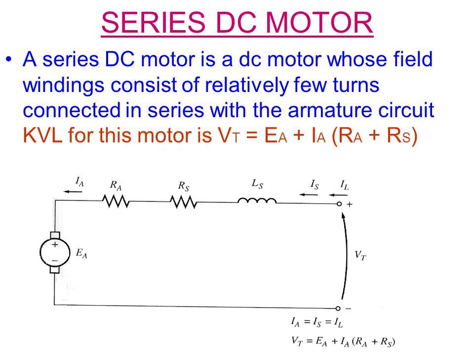 DC Motors - ppt download