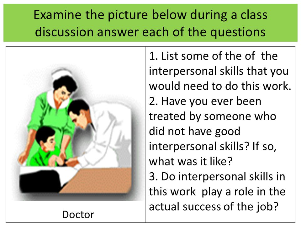 What are Interpersonal Skills? - ppt download