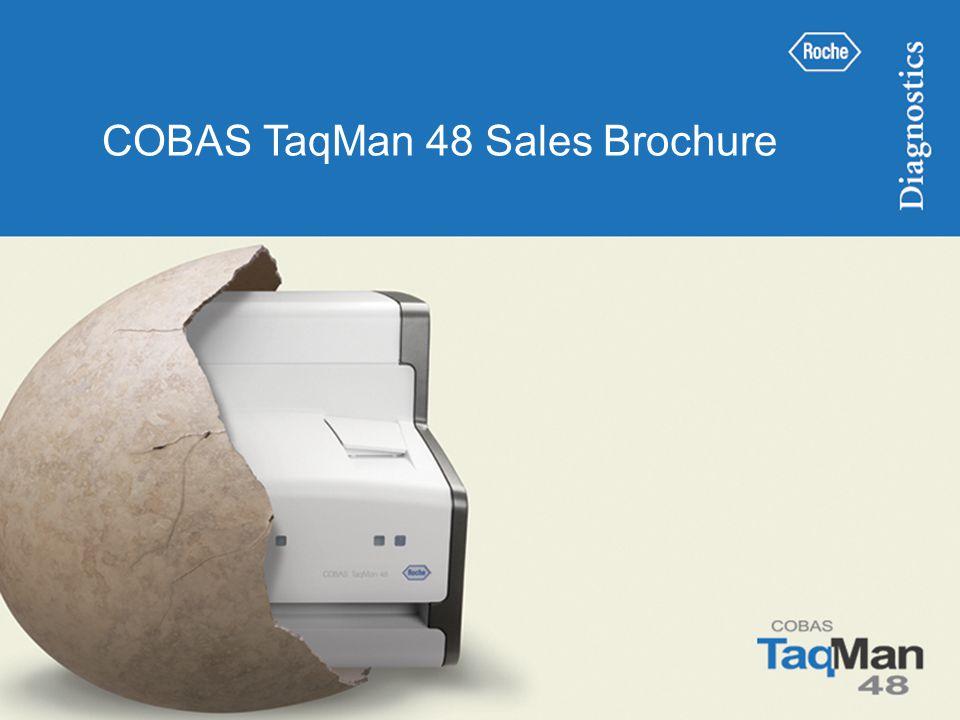 COBAS TaqMan 48 Sales Brochure - ppt video online download