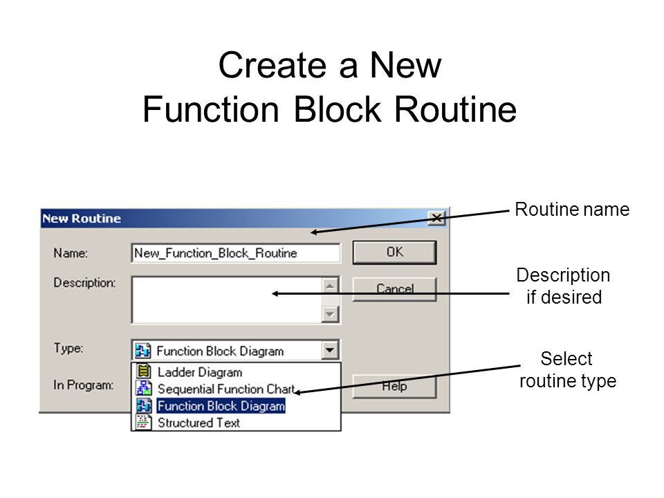 Introduction to ControlLogix Function Block - ppt video online download