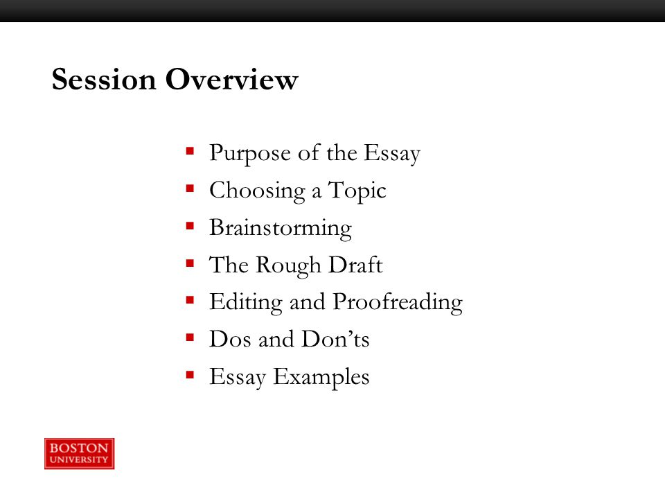 Writing Workshop Constructing your College Essay - ppt video online