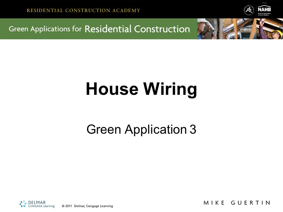 Residential Wiring Ppt standard electrical wiring diagram