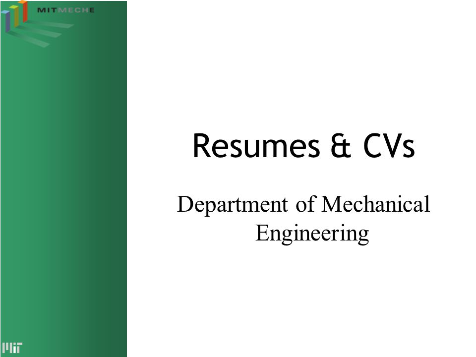 Department of Mechanical Engineering - ppt video online download