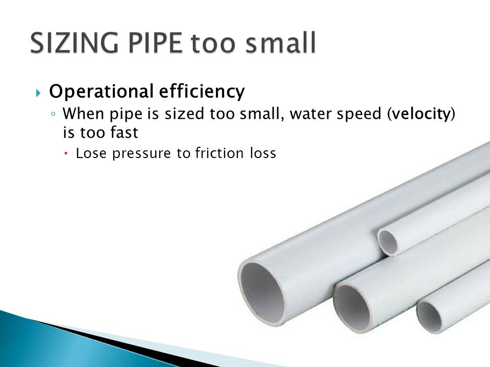 Irrigation Pipe Sizing  Sc 1 St Irrigation In The Pacific Northwest