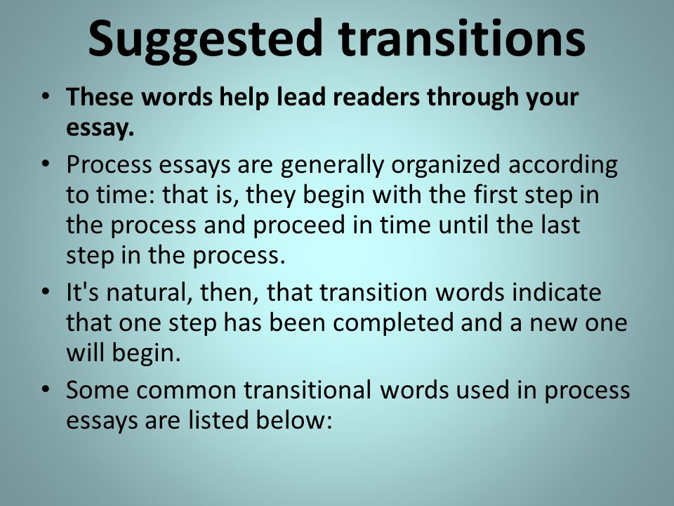 Words to start the last paragraph of an essay Coursework Academic - transition to start a paragraph