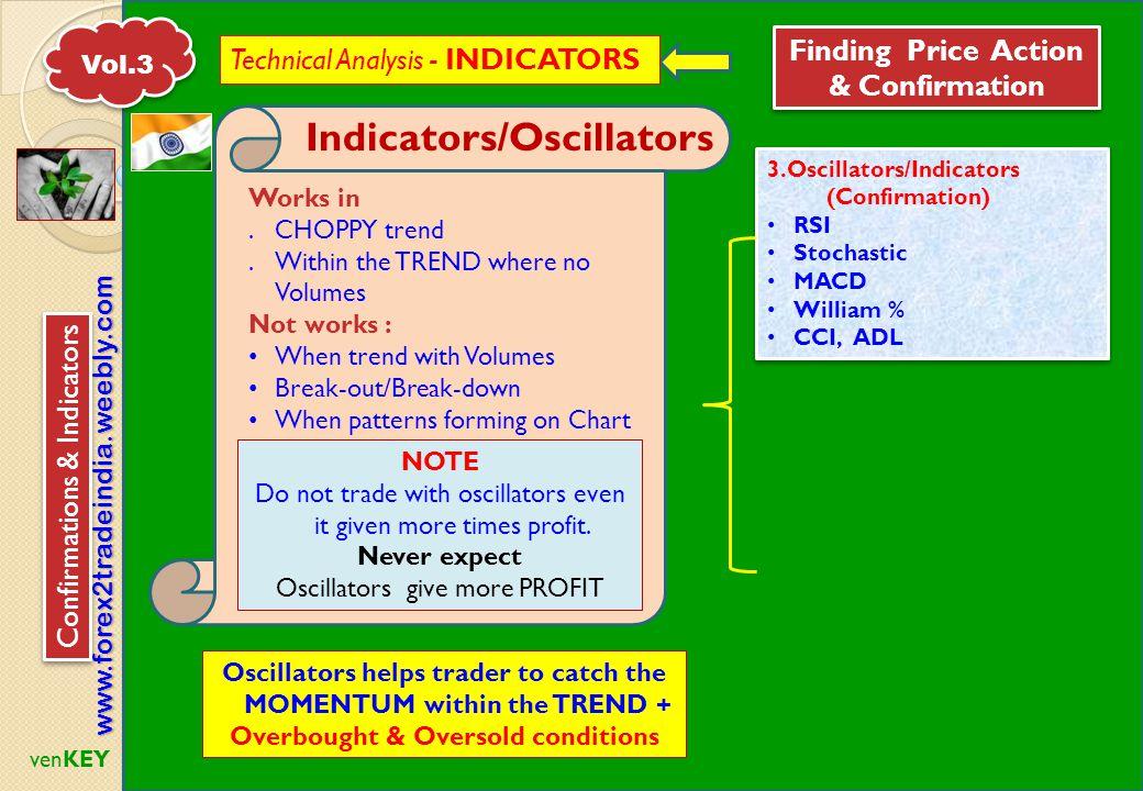 forex2tradeindia TECHNICAL Analysis Trade with \u003c CHARTS \u003e - ppt