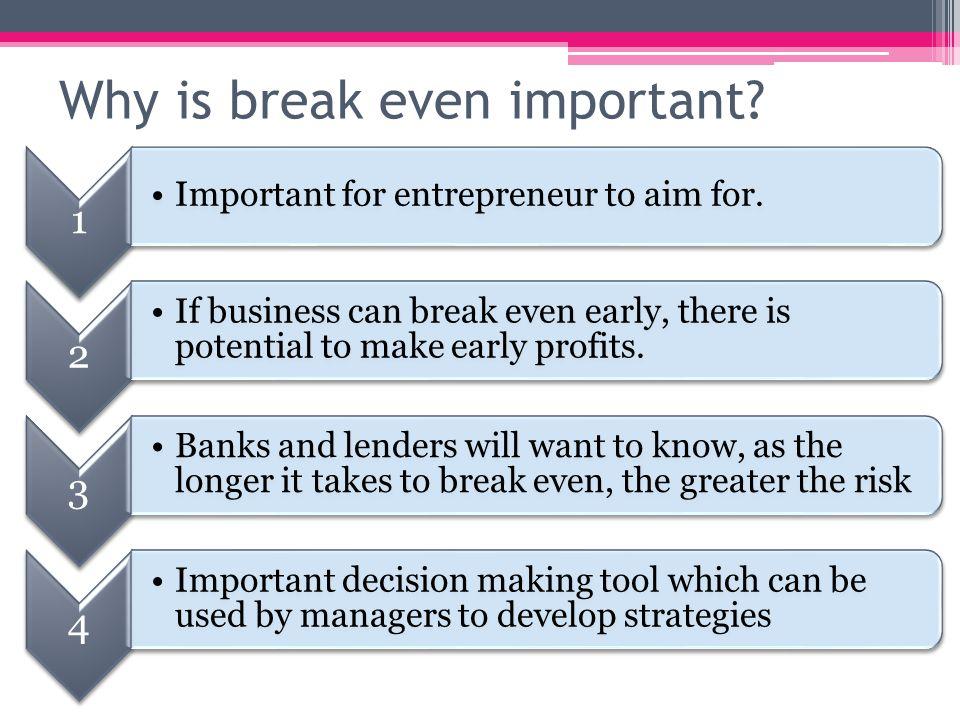 Break Even Analysis AS Business Studies - ppt video online download