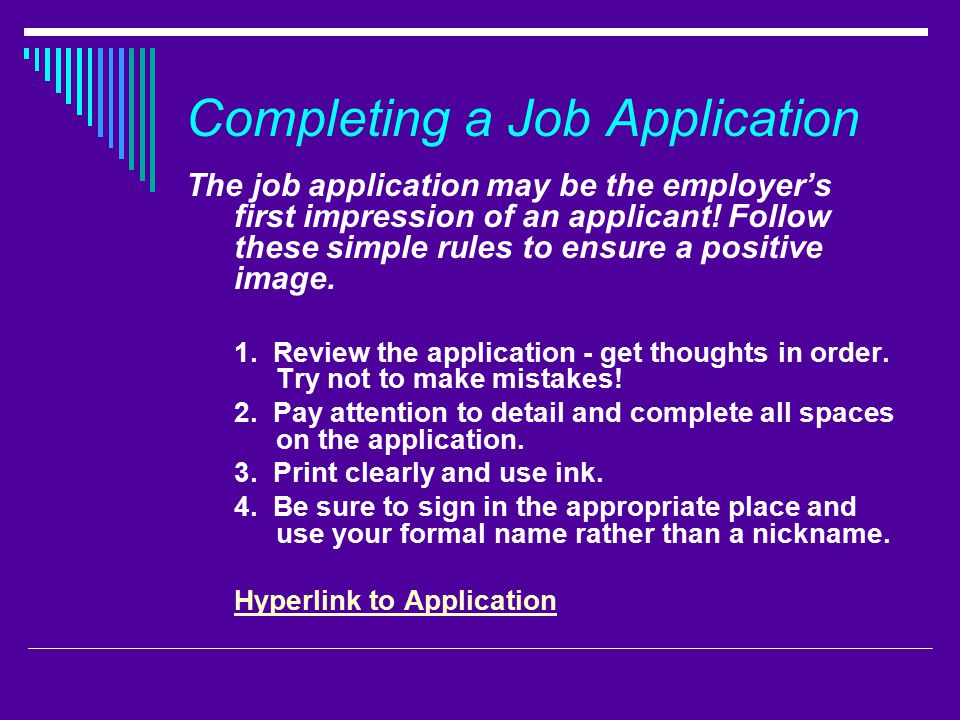 The Portfolio Teaching Lecture Series 3 Job Application - ppt download