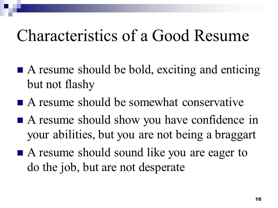 Resume Writing and Interviewing Skills - ppt download