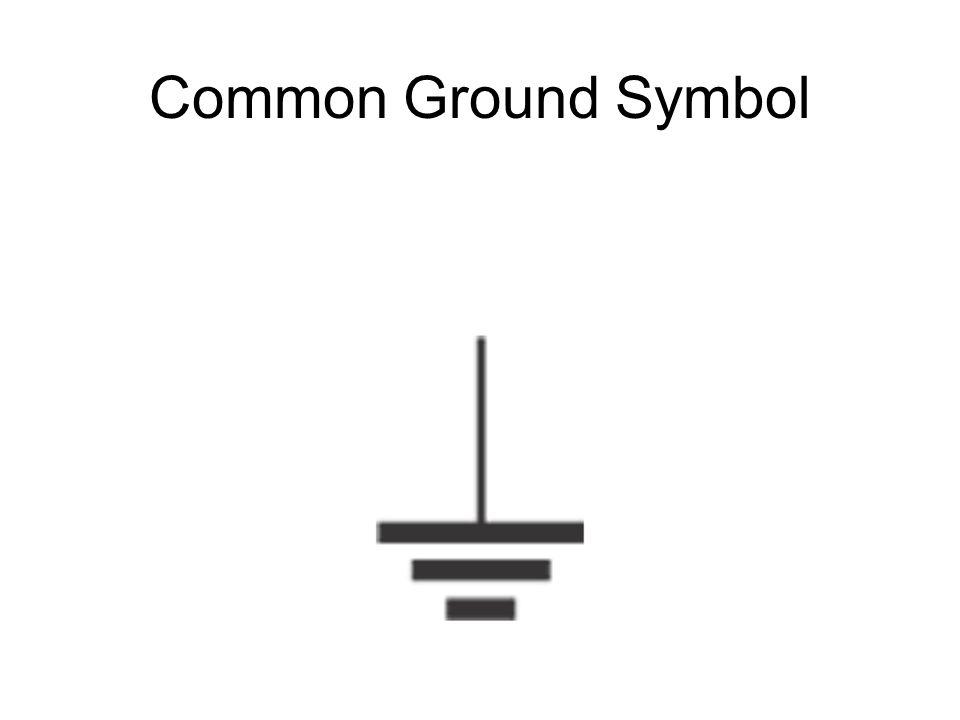 Ground Electrical Symbol Choice Image - Free Symbol References Ideas
