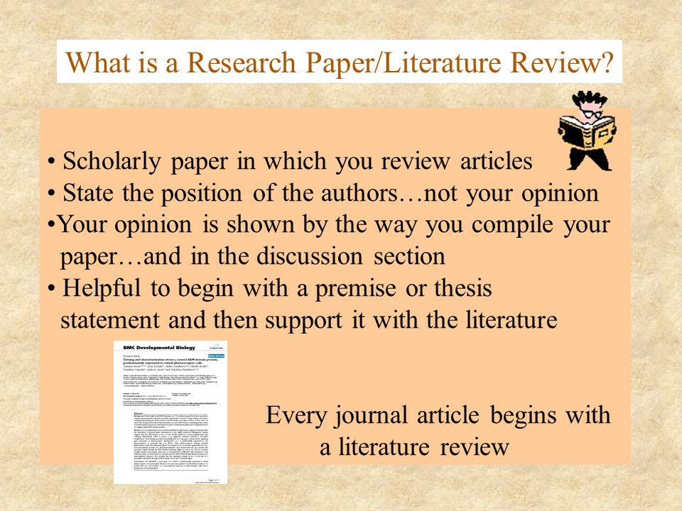 apa research paper literature review - apa literature review paper