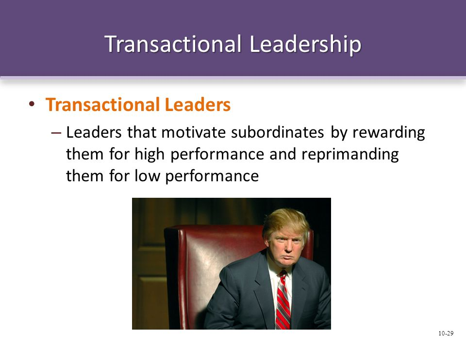 Transactional Leadership Examples Images - example of resume for student