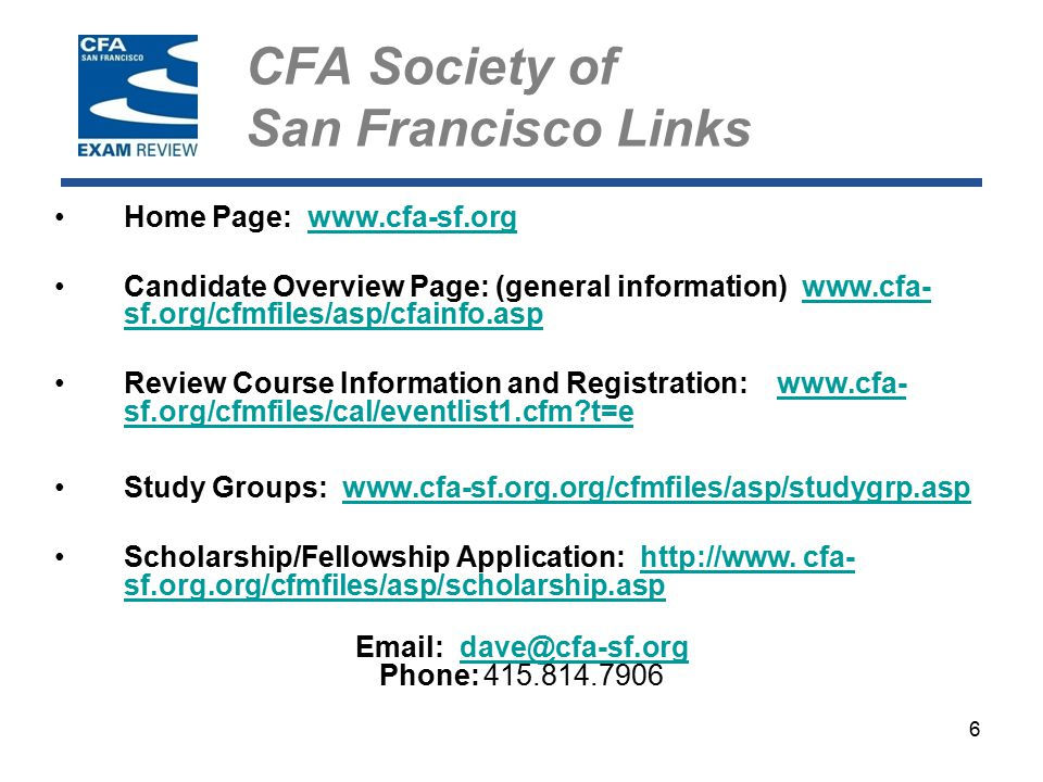 THE CFA SOCIETY, THE CFA  THE RESEARCH CHALLENGE - ppt download