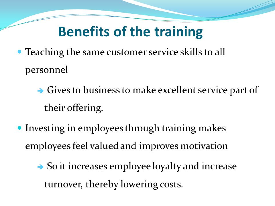 excellent customer service training - Koranayodhya