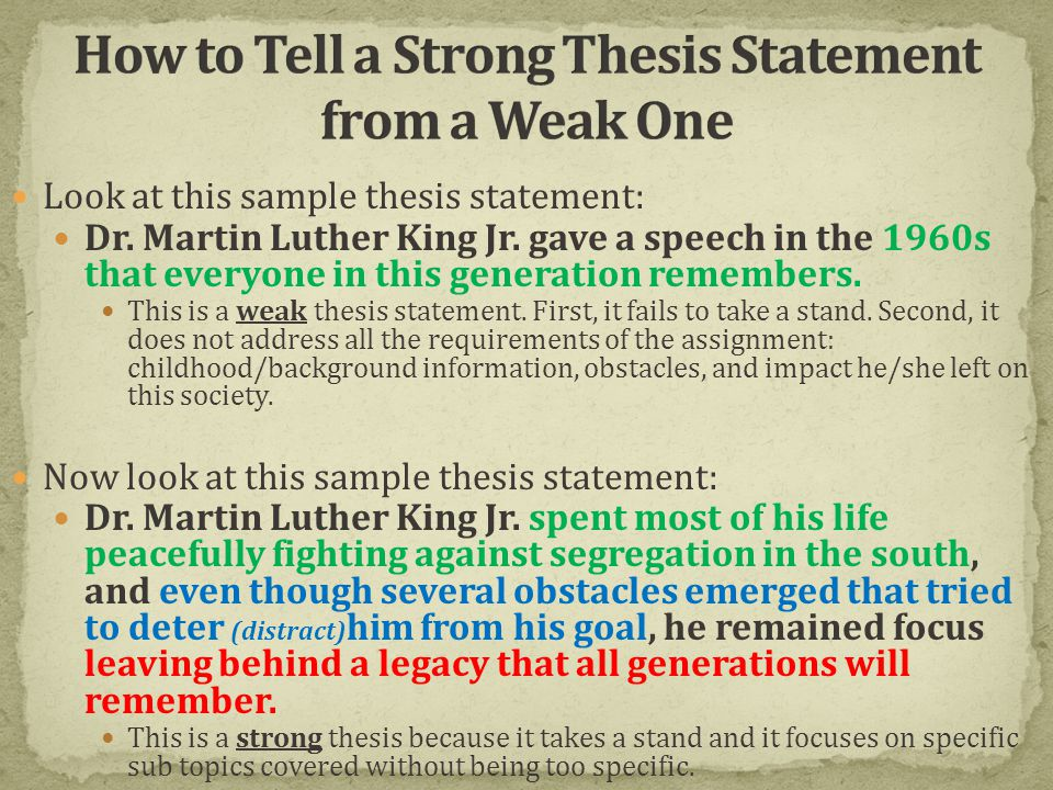 Strong thesis statements on abortion Essay Help