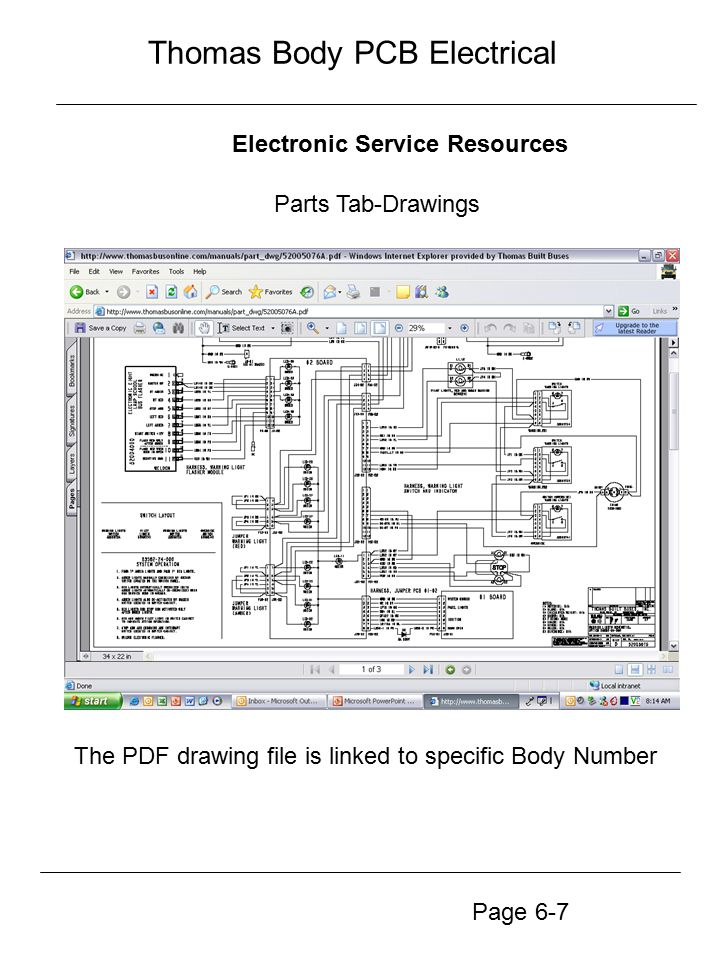 Thomas Built Bus Electrical Diagrams Wiring Diagram