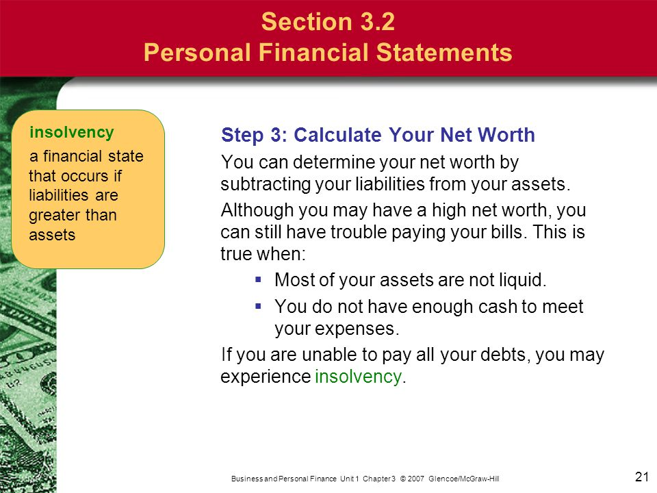 Chapter 3 Money Management Strategy - ppt download