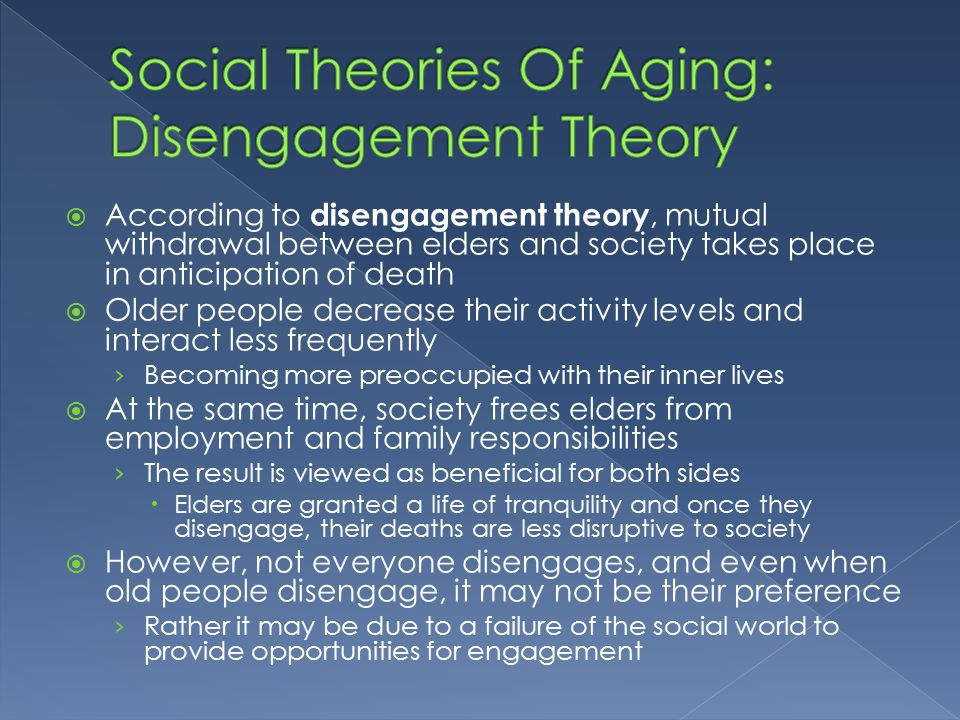 Social and Emotional Development in Late Adulthood - ppt video